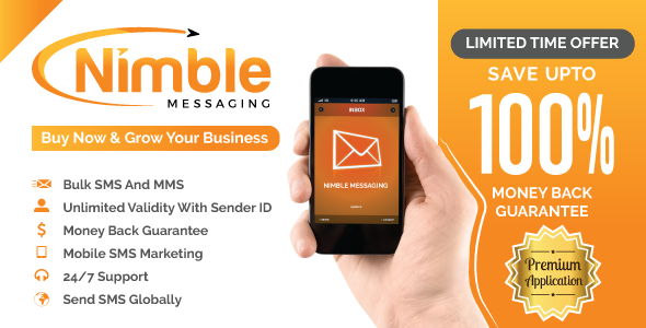 Nimble Messaging Application