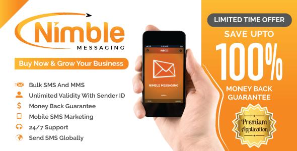 Nimble Messaging Application
