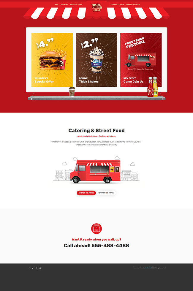 Lafka - WooCommerce Theme for Burger & Pizza Delivery - 12