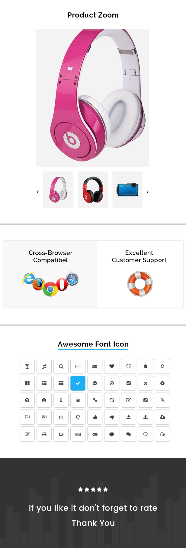 online Mobile store theme