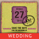 Wedding - Save The Date - Love Code - 63