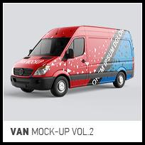 Van Mockup - 8