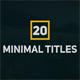 vladoskin - 20 Minimal Titles
