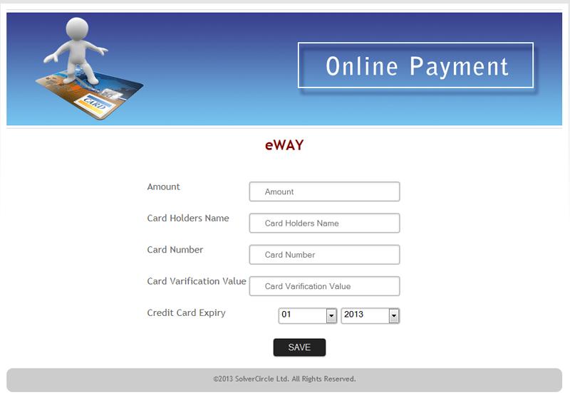 eway Payment Gateway for ASP.Net  - 5