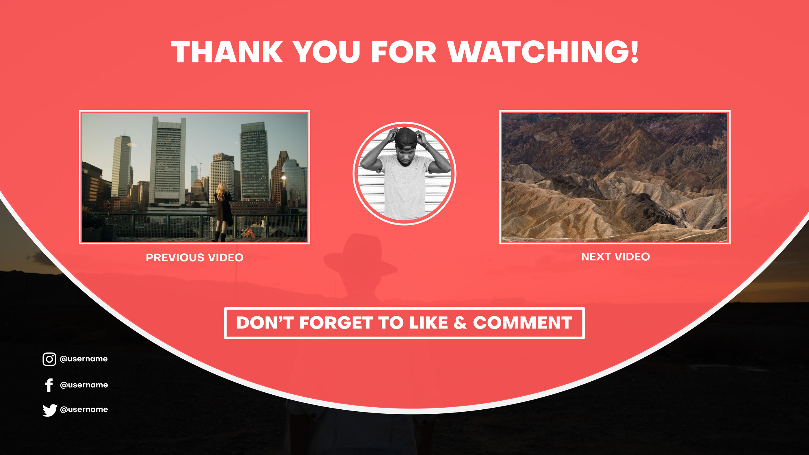 YouTube End Screens - 7