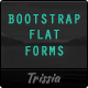 Bootstrap Flat Forms