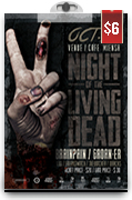 Zombie Flyer/Poster - 18