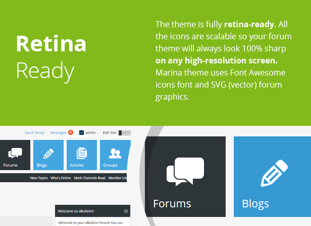 Metro - A Theme for vBulletin 4 and 5