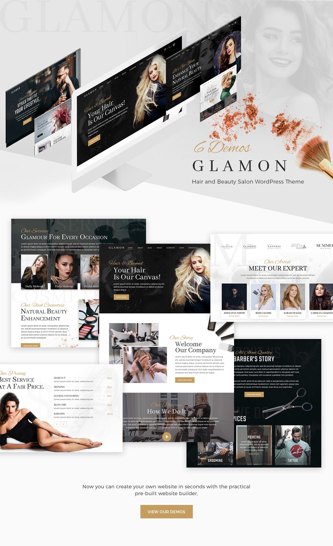 Glamon Presentation