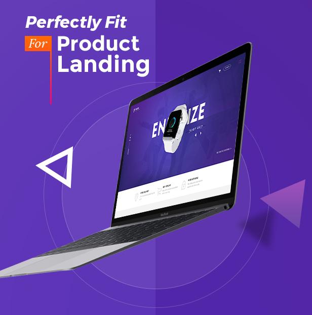 Felis - WordPress Product Landing Page - 6