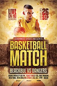 186-Basketball-Match-Flyer