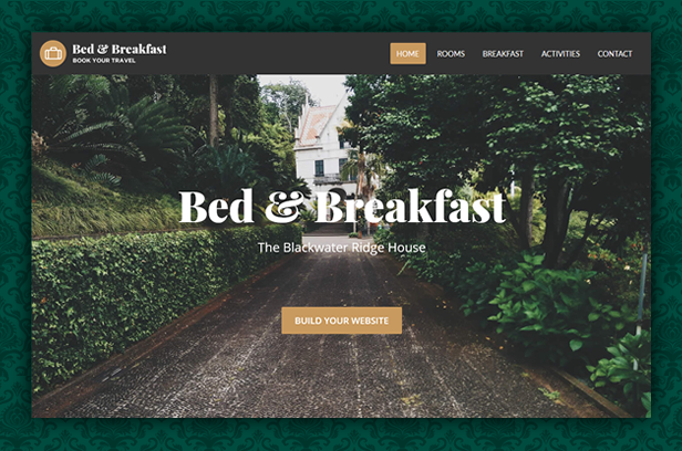 Book Your Travel - Online Booking WordPress Theme - 11