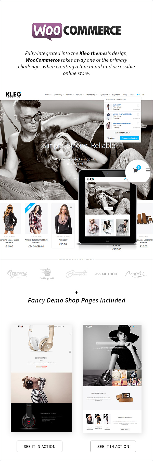 KLEO - Pro Community Focused, Multi-Purpose BuddyPress Theme - 22