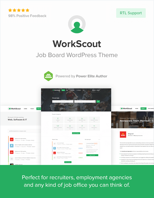 Workscout Job Board Wordpress Theme Torrent
