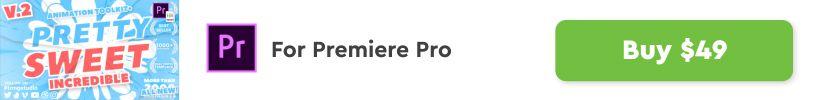 Lyric Titles| Premiere Pro MOGRT - 12