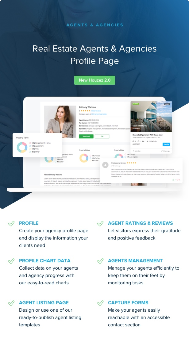 Houzez - Real Estate WordPress Theme - 15