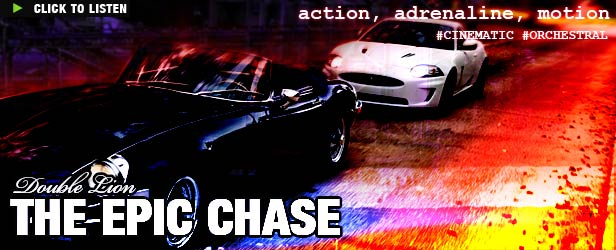 Action Scene Epic Chase Music