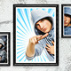 FB Photo Effect Timeline Cover  - 15