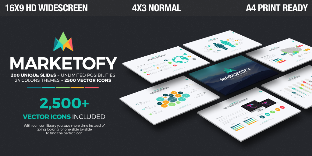 Slidefusions profile on themeforest best powerpoint templates toneelgroepblik Image collections