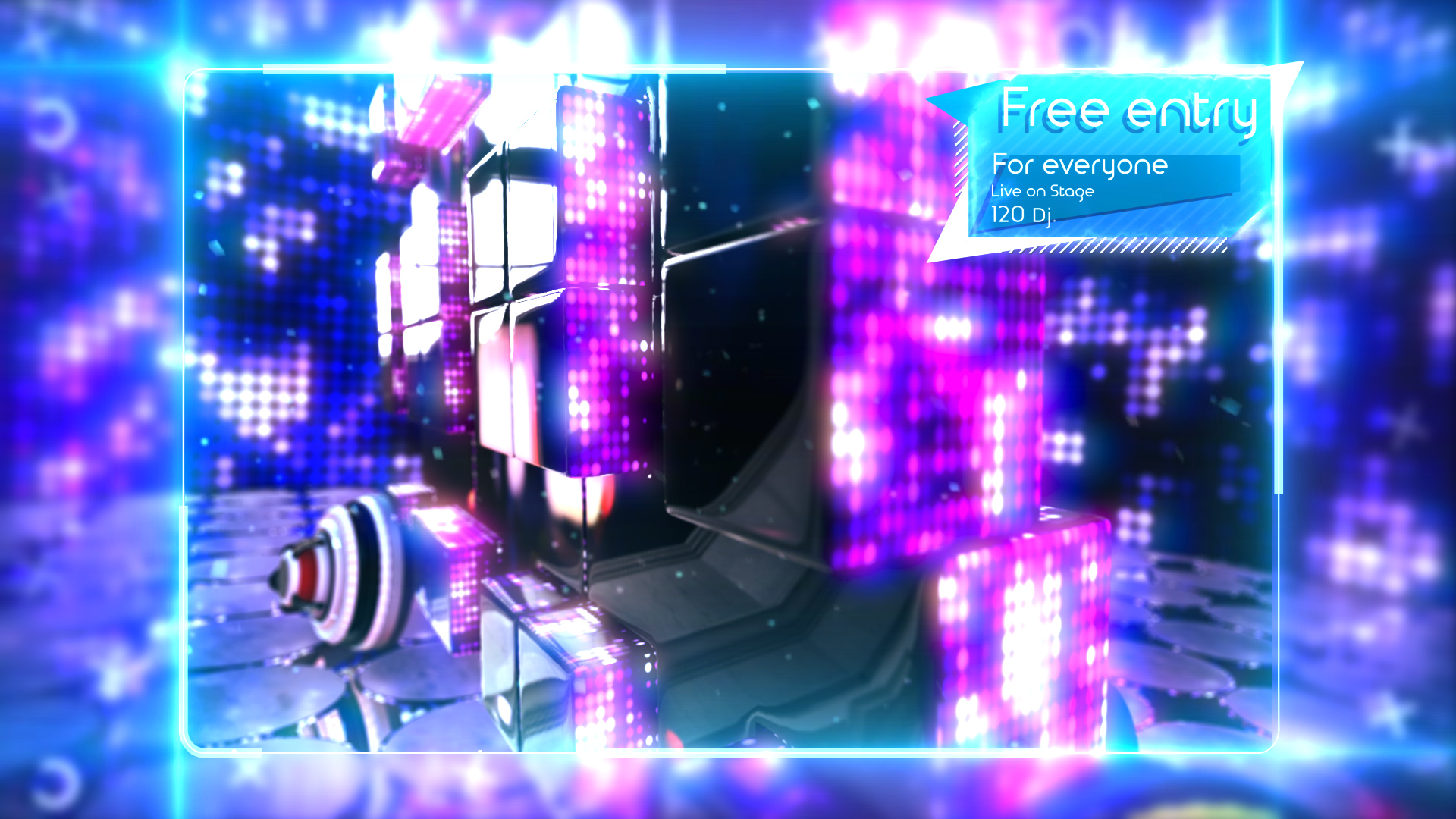 Energy Event Promo 20319846 - Free After Effects Templates