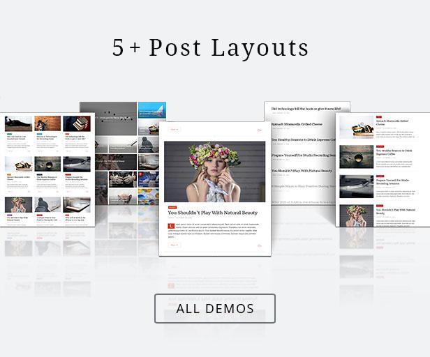 Darina - Minimal Blog / Portoflio & Shop Theme - 4