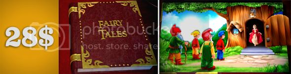 Christmas Pop-Up Book