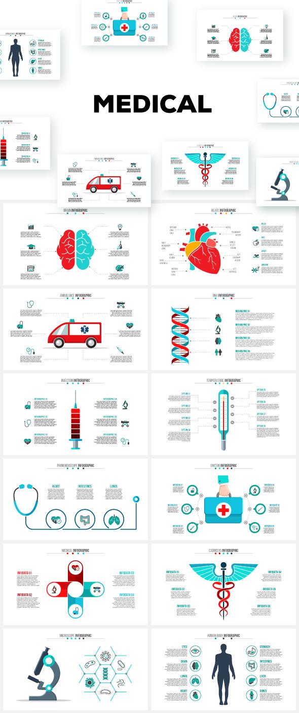 Multipurpose Infographics PowerPoint Templates v.5.0 - 169