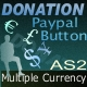 Donation PayPal Button Multiple currency