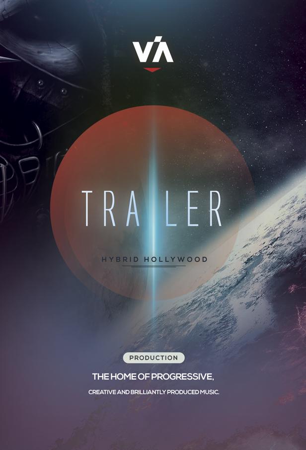 Hybrid Hollywood Trailer - 2