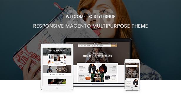 Styleshop - Fully Responsive