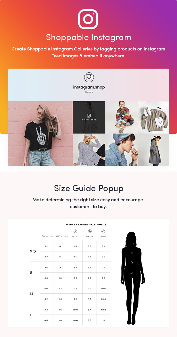 Eveland – Modern AJAX enabled WooCommerce theme (RTL Supported) 59