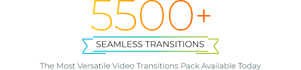 AinTransitions   Ultimate Multipurpose Transitions Pack - 9