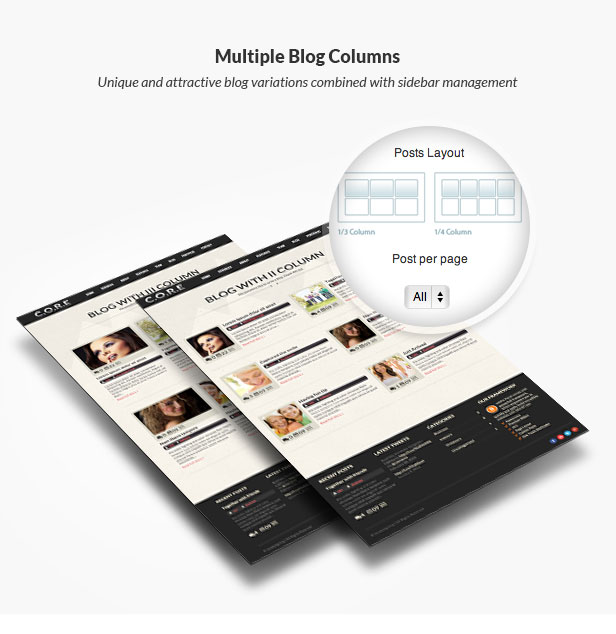 Core One - Multipurpose One Page Theme - 20