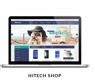 high tech store prestashop themes