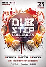 Halloween Flyer - 23