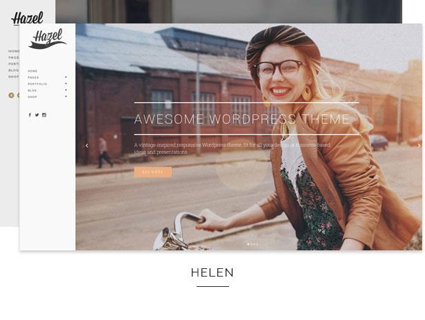 Hazel - Creative Multi-Concept Theme - 6