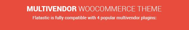 Flatastic - Versatile MultiVendor WordPress Theme - 3