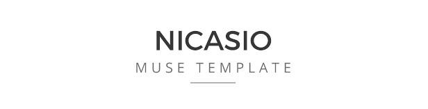 Nicasio Creative Muse Template - 3