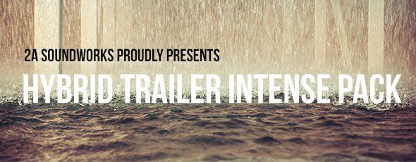 Hybrid Trailer Intense Pack - 1