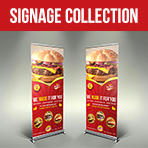 Trade Show Billboard Template - 24