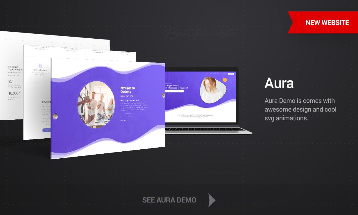 Quadra - Creative Multi-Purpose Template by GoldEyes   ThemeForest