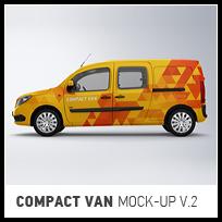 Van Mockup - 3