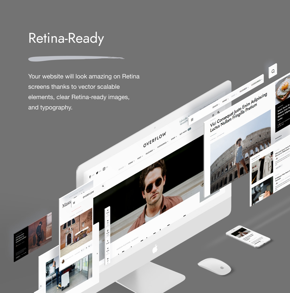 Overflow - Contemporary Blog & Magazine WordPress Theme - 23