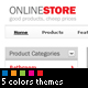 Classic Online Store - ThemeForest Item for Sale
