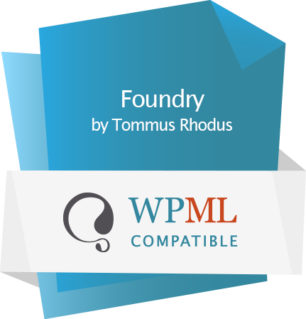 Foundry - Multipurpose, Multi-Concept WP Theme - 2