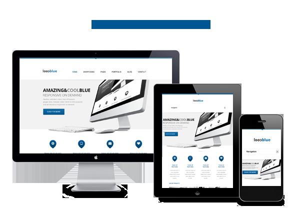 Coolblue - Responsive Multipurpose WordPress theme - 8