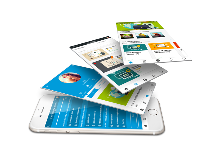 WPLMS Learning Management System App for Education & eLearning - 1