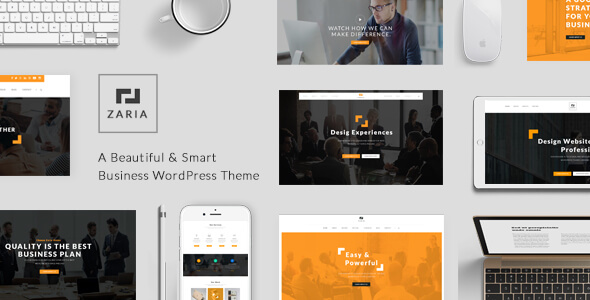 Multipress - Responsive HTML5 Template - 30