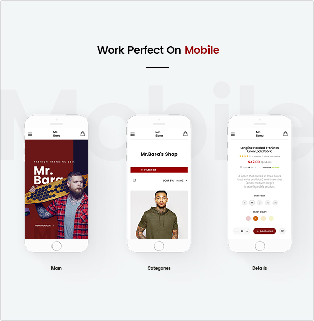 Mr.Bara - Responsive Multi-Purpose eCommerce WordPress Theme - 23