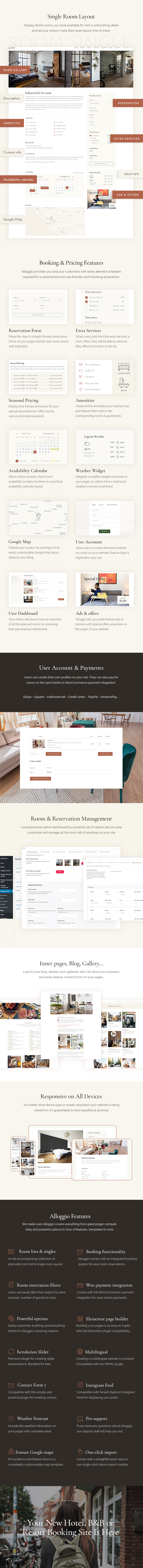 Alloggio - Hotel Booking Theme - 3